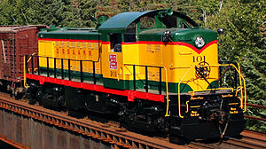 ALCO RS-1 - Image: DSSA RS 1 (cropped)