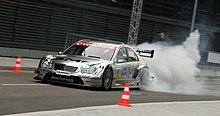 Burnouts Leaving Car Show