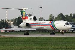 Dagestan Airlines Tupolev Tu-154M.jpg