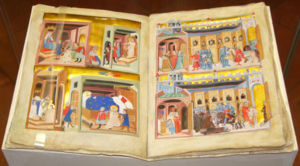 Chronicle of Dalimil - Illustrated manuscript of a Latin translation of the Chronicle of Dalimil