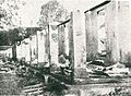 Damage following Battle of Ambarawa 2, Impressions of the Fight ... in Indonesia, p33.jpg