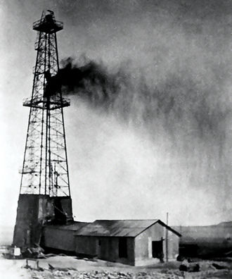 Modern history of Saudi Arabia - Dammam No. 7, the first commercial oil well in Saudi Arabia, struck oil on March 4, 1938.