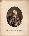 Daniel Charles Solander. Stipple engraving by J. Newton, 178 Wellcome V0005535.jpg