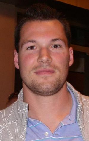 Schauspieler Daniel Cudmore