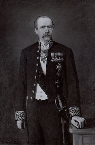 Daniel Nordlander - Lieutenant Colonel Daniel Nordlander.