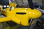 Danmarks Flymuseum, Stauning - restoration hangar, Fairey Firefly (27243342963).jpg