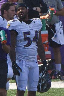 Darryl Blackstock American football linebacker
