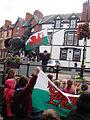 Dathliadau Owain Glyn Dwr yng Nghorwen Medi 16 2013 07.JPG