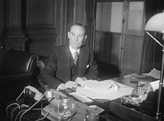 David Margesson, 1st Viscount Margesson British politician
