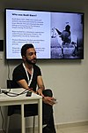 David Saroyan, GLAMWiki Conference 2018.jpg