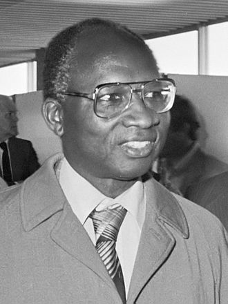 The Gambia - Dawda Jawara, Prime Minister of the Gambia, 1965–1970 and President of the Gambia, 1970–1994