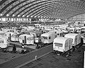 De tweewieler en caravantentoonstelling in RAI, overzicht caravans, Bestanddeelnr 918-8236.jpg