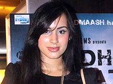 Deana Uppal at the Premiere of 'Sahi Dhandhe Galat Bande'.jpg