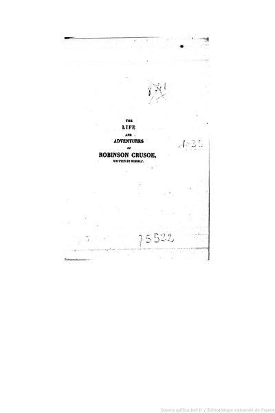 File:Defoe - Robinson Crusoé, Borel et Varenne, 1836, tome 1.djvu