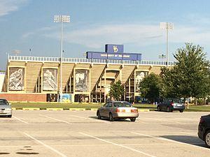 Delaware Stadium - Image: Delaware Stadium