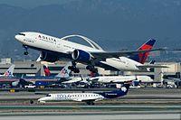 N702DN - B77L - Delta Air Lines