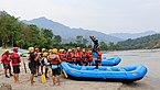 Demonstration Before Raft-Rafting in Trishuli River, Nepal-3060.jpg