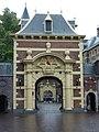 Den Haag - Binnenhof - Poorten 1.JPG