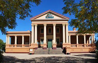 Deniliquin - Deniliquin Court house