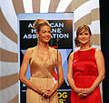 Denise Richards and Kellie Martin 2012.jpg