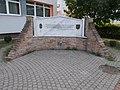 Denkmal der Volkshymne der Deutschen Ungarn, Deutsche Grundschule, 2017 Mosonmagyaróvár.jpg