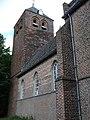 Dennenburg , l'ancienne église.JPG