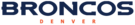 Denver Broncos wordmark