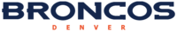 Denver Broncos wordmark (c. 1997).png