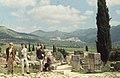 Denys, Roger with Sporan, Dick. Joan at Volubilis (37086260703).jpg