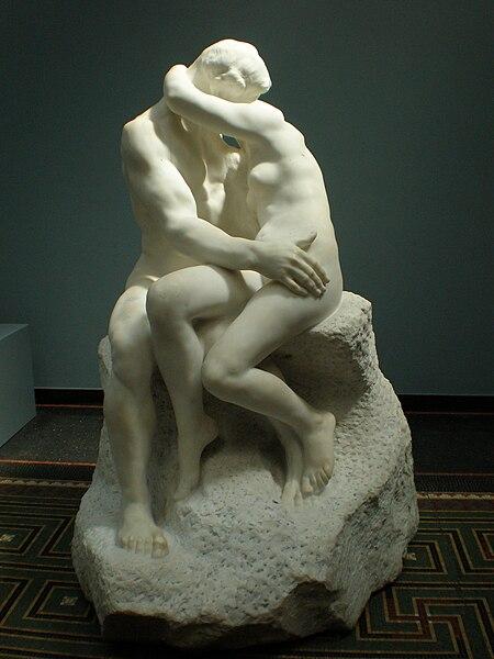 Der Kuss - WikiCommons