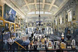 Samuel Rayner - Image: Derbys First Exhibition 1839