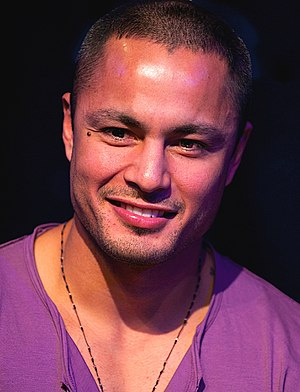 Derek Ramsay - Ramsay at the KC Concepcion Live! Concert press conference, November 2010