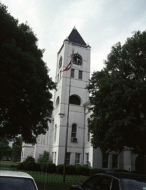 Arkansas City, Arkansas - The Desha County Courthouse