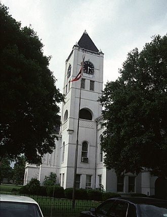 Arkansas City, Arkansas - Image: Desha County Arkansas Courthouse