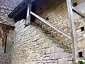 Detail, Mediaeval Barn, Bredon - geograph.org.uk - 1733769.jpg