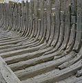 Detail van het scheepswrak van 'De Zeehond' - Lelystad - 20311519 - RCE.jpg