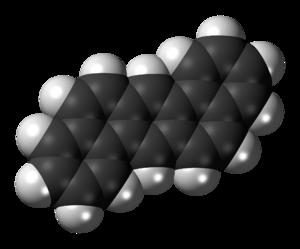 Dibenz(a,h)anthracene - Image: Dibenz(a,h)anthracen e 3D spacefill