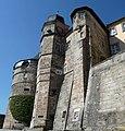 Die Festung Rosenberg wurde nie eingenommen. - panoramio.jpg