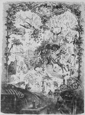 Carl Reinhardt - Die Gartenlaube (1853) b 573