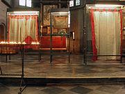 Die Reliquien von Kornelimünster
