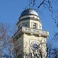 Die Sternwarte der Berufsschule wurd 1920 auf Anregung des Chemikers Friedrich Lux gebaut. - panoramio.jpg
