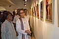 Dignitaries - Biswatosh Sengupta Solo Exhibition - Kolkata 2015-07-28 3348.JPG