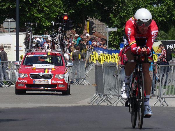 Diksmuide - Ronde van België, etappe 3, individuele tijdrit, 30 mei 2014 (B072).JPG