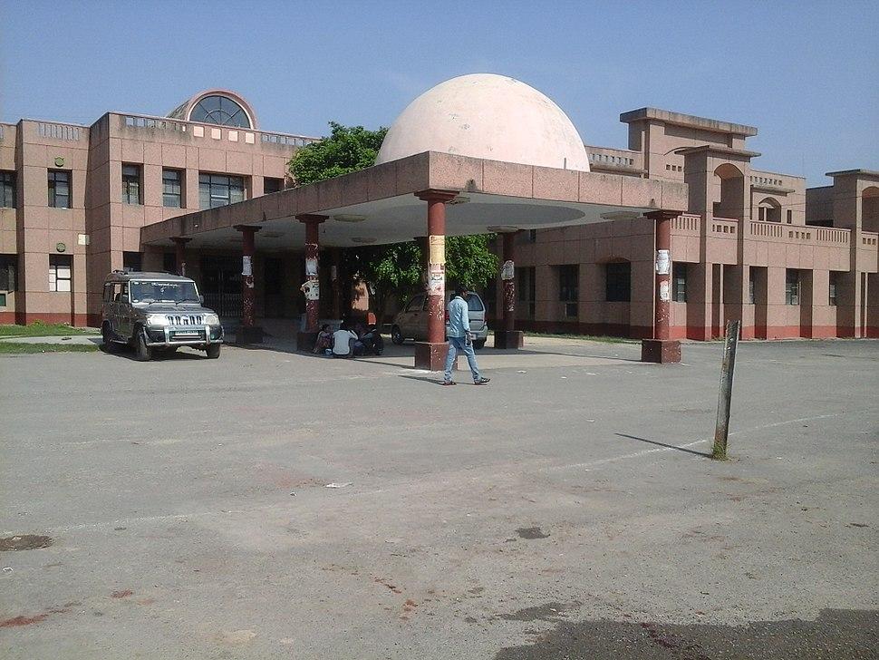 District Hospital