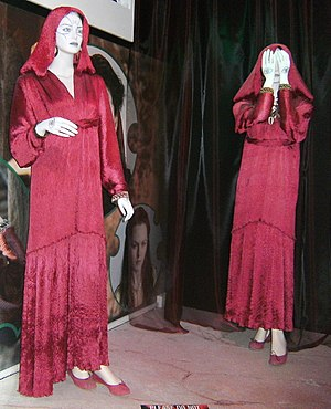 The Fires of Pompeii - The Sibylline Sisterhood costumes as shown at the Doctor Who Experience