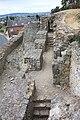 Domfront - vestiges du château - 19.JPG