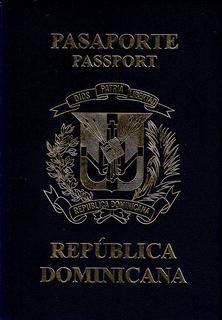 Visa requirements for Dominican Republic citizens