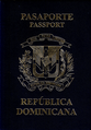 Dominican Republic passport.png