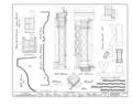 Don Jose Albino Baca House, Old Santa Fe Trail, Las Vegas, San Miguel County, NM HABS NM,24-LAVEG.V,1- (sheet 12 of 19).png