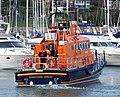 Donaghadee lifeboat at Bangor - geograph.org.uk - 2169847.jpg